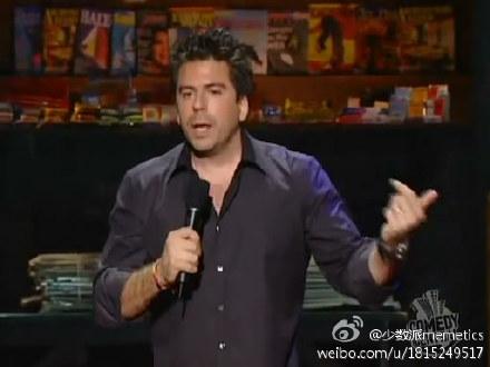 Comedy Central Presents美国喜剧频道喜剧中心相声大会 Greg Giraldo