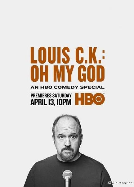 Louis C.K.单口喜剧之《Oh My God》
