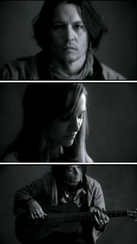 保罗·麦卡特尼2012新单《My Valentine》MV由两大巨星娜塔莉·波特曼&约翰尼·德普手语演出