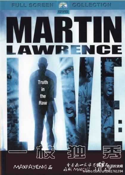 马丁・劳伦斯 Martin Lawrence Live: Runteldat