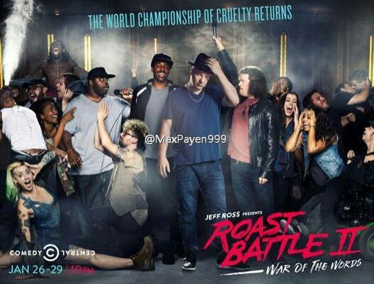 吐槽大战2(Roast Battle 2) 先导集四连发