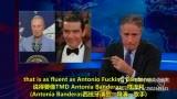 囧司徒每日秀 2012.10.31 纽约飓风过后Jon Stewart继续嘚啵