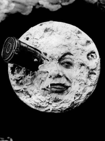 彩色修复版《月球旅行记》(A Trip to the Moon)