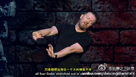 Ricky Gervais - Science Part 2 中英字幕